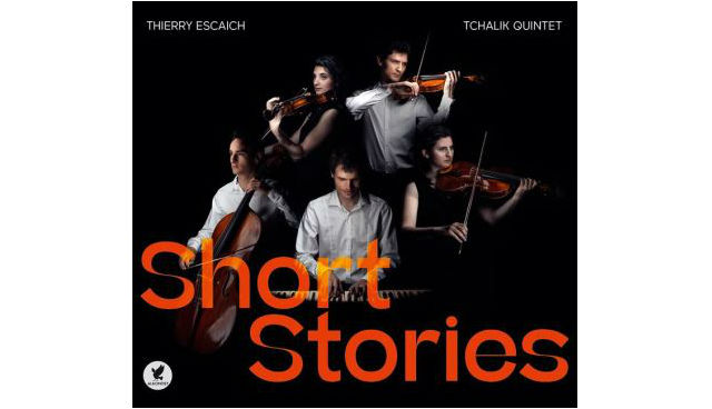 CD Short Stories Tchalik