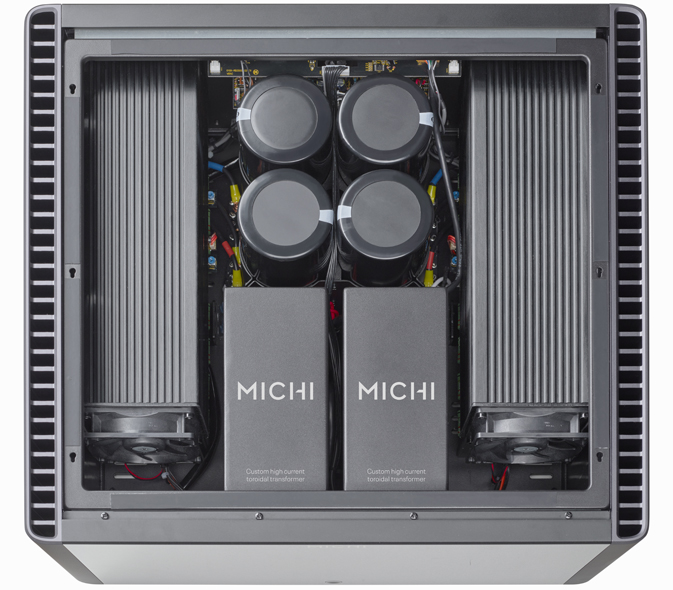 Rotel Michi S5 M8 Internal
