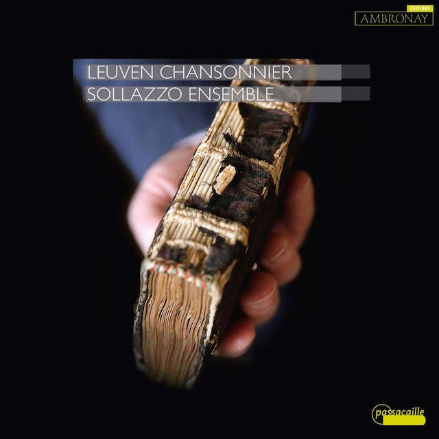 CD : le Chansonnier de Louvain