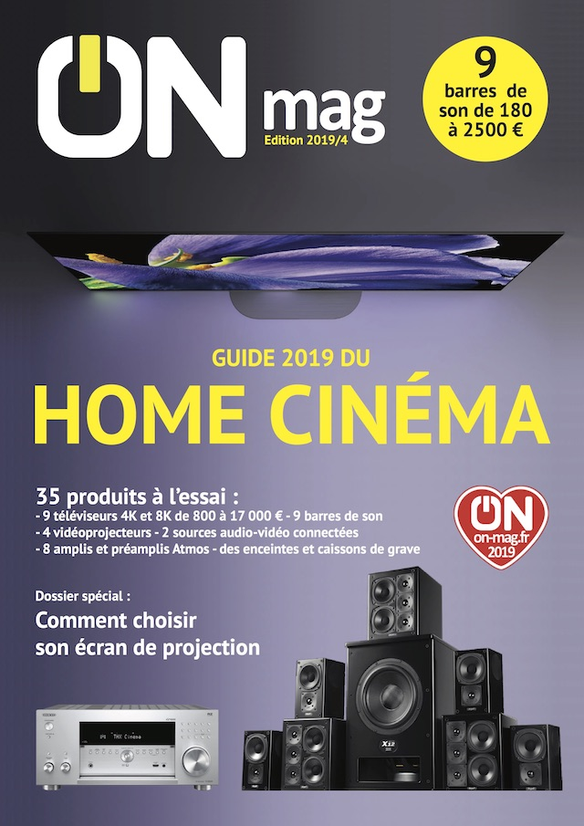 Couv Home Cinema 2019 ON mag