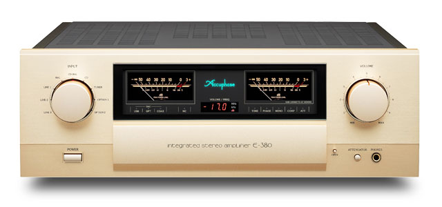 Accuphase E380 news Onmag