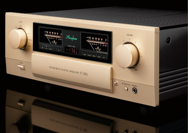 Accuphase E380 news Onmag02