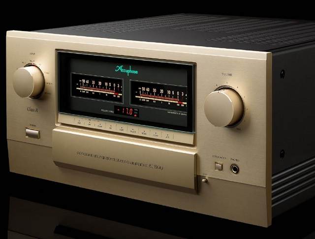 Accuphase E800 news Onmag