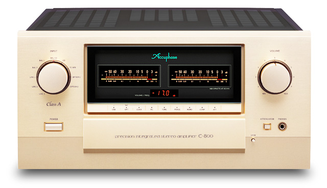 Accuphase E800 news Onmag01
