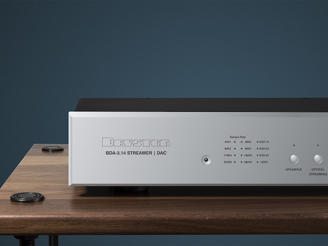 bryston bda 3.14 streaming dac