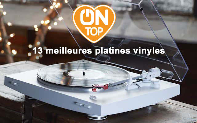 Meilleures platines vinyles selection ON mag