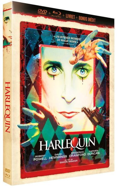 Blu ray Harlequin