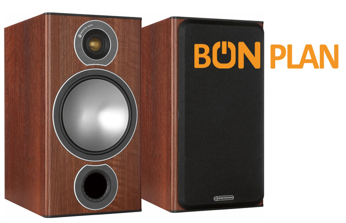 Monitor Audio Bronze 2 bon plan