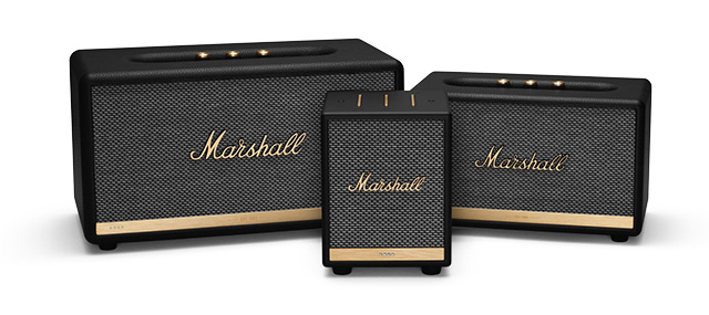 marshall uxbridge alexa family