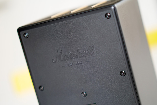 marshall uxbridge voice rear