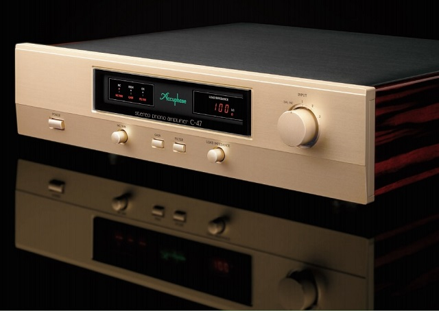 Accuphase C 47 ONmag 1