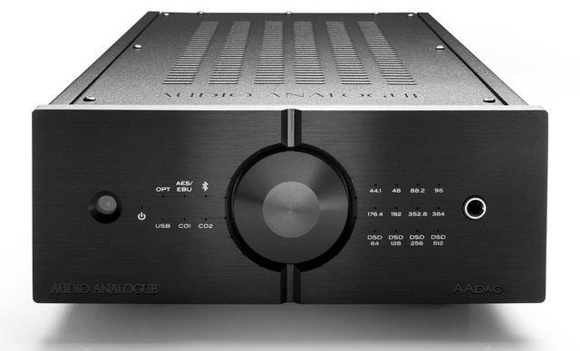 audio analogue AAdac black
