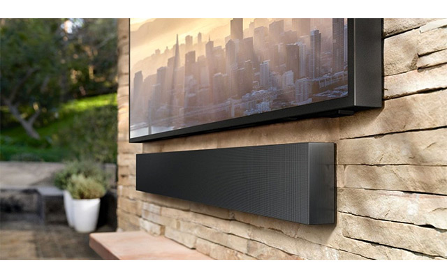 samsung the terrace soundbar LST70T