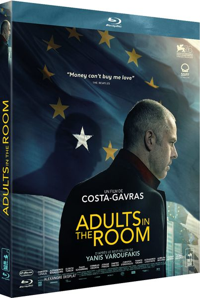 Blu ray Adults in the Room