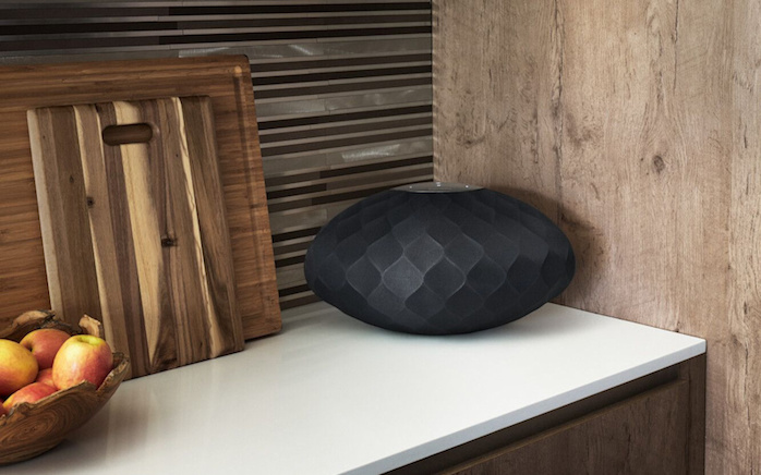 Bowers Wilkins Formation Wedge Kitchen
