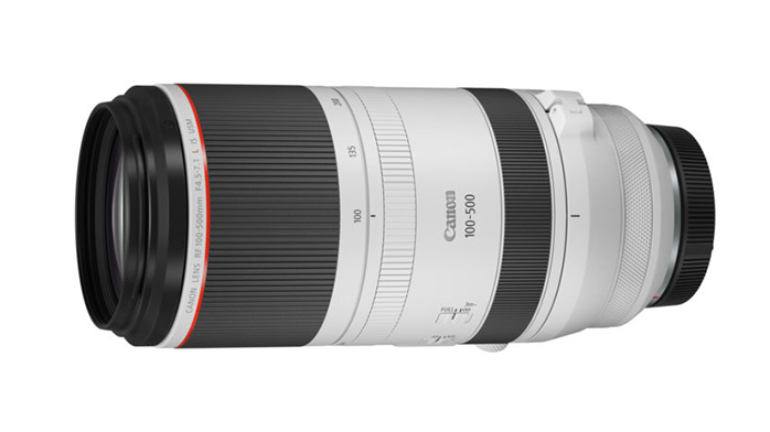 canon rf 100 500 mm f45 71 l is stm