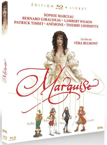 Blu ray Marquise