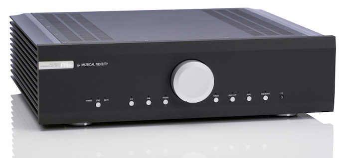 Musical Fidelity M6Si Black Angle Right