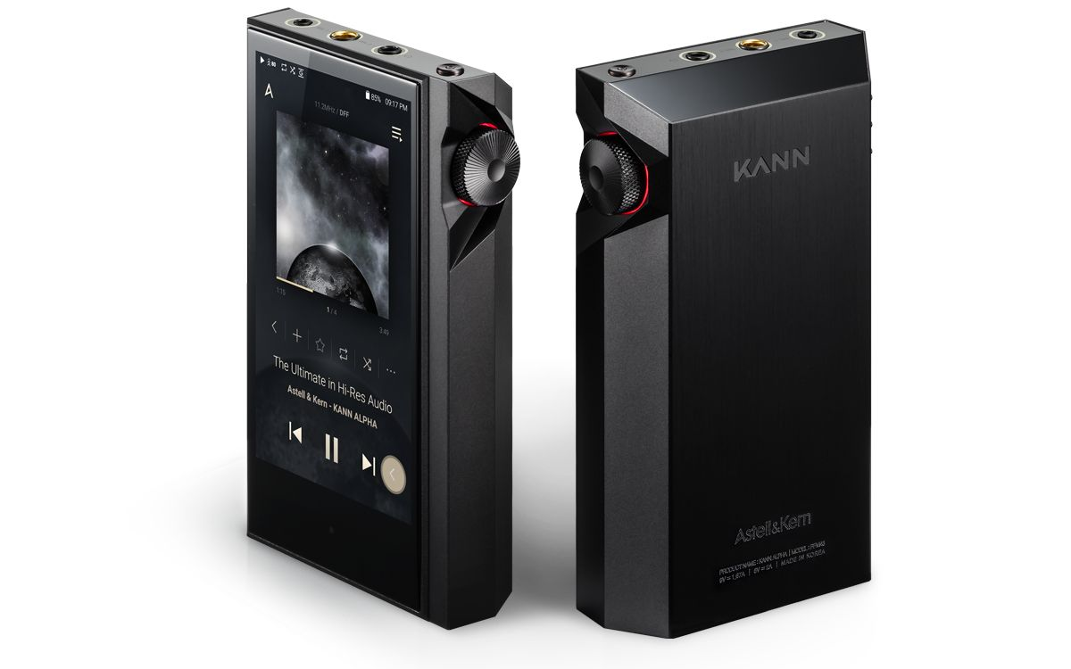 Astell and Kern Kann Alpha