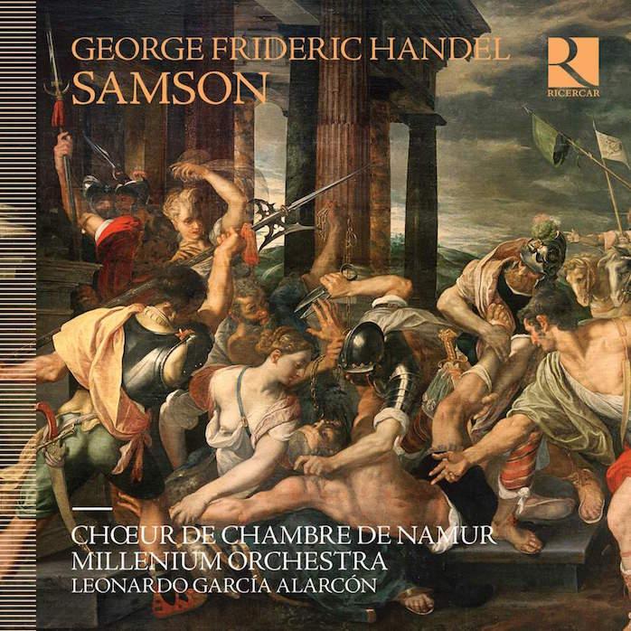 CD : Samson, oratorio de Haendel