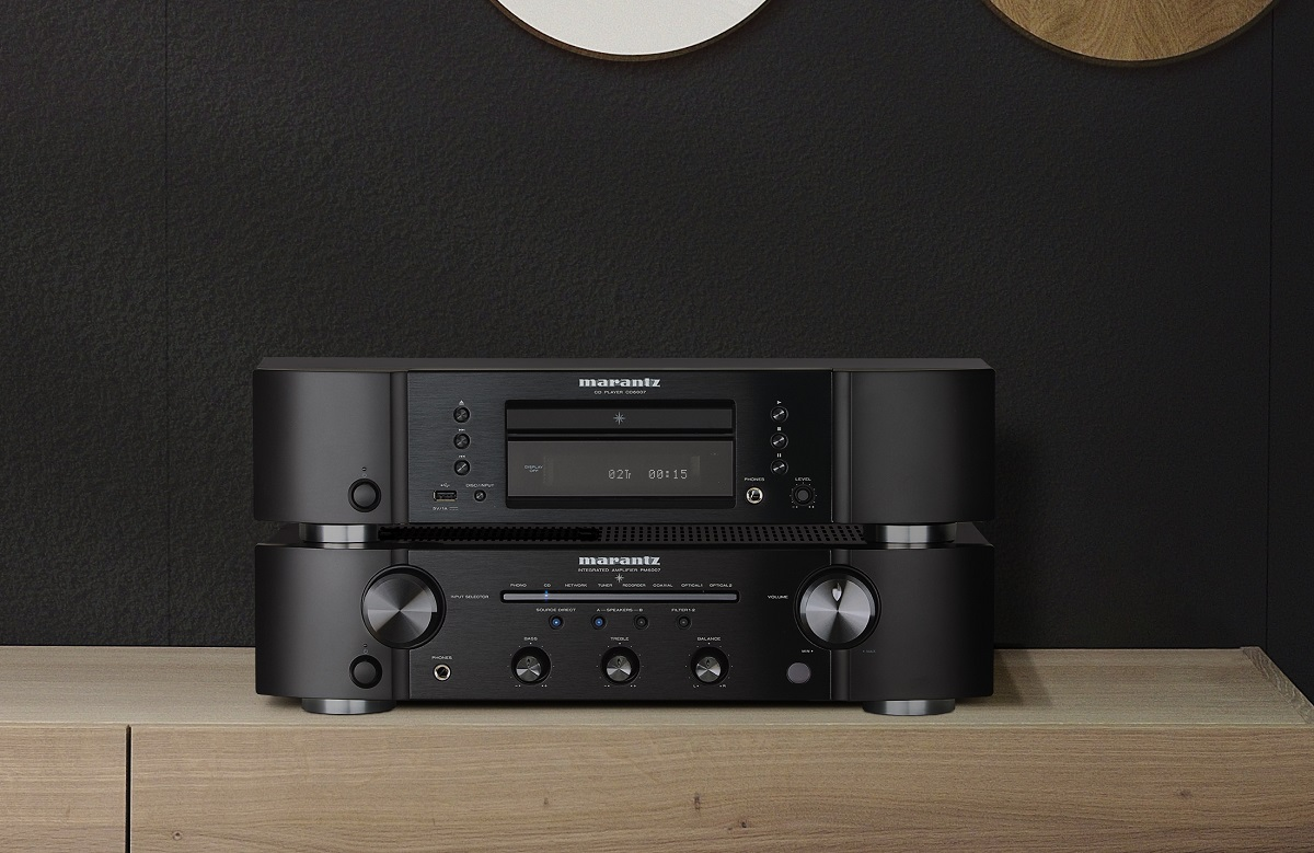 Marantz PM6007 CD6700 ONmag 4