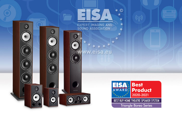 triangle borea series eisa