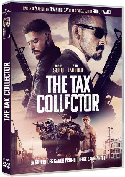 DVD The Tax Collector