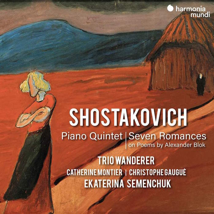 Shostakovitch Trio Wanderer