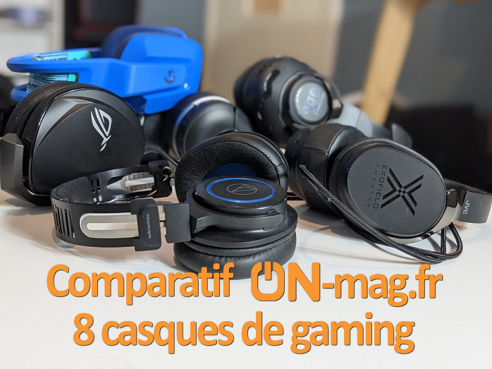 Comparatif casques Gaming 01