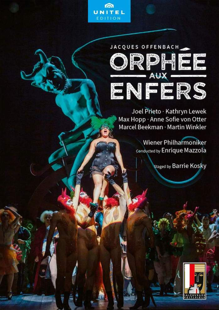 Offenbach Orphee aux Enfers
