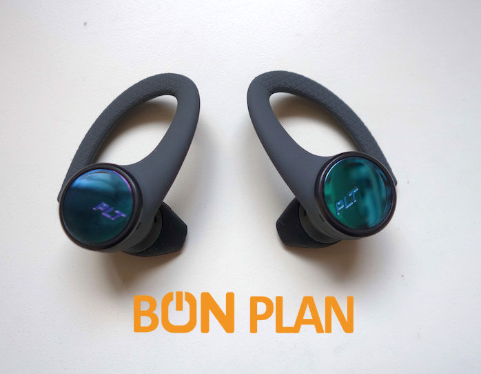Plantronics Backbeat Fit 3100 bon plan ONmagFr