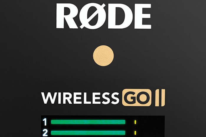 Rode lance la deuxième version de son micro sans fil Wireless Go II