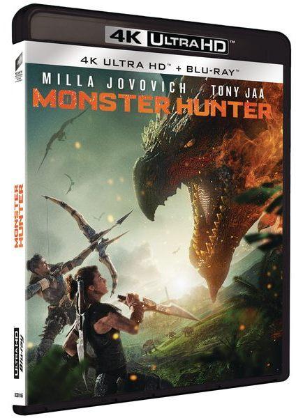 UHD Monster Hunter