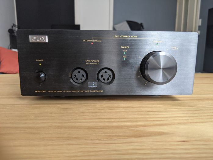 Test Stax SR 009S SRM 700T ONmag 26
