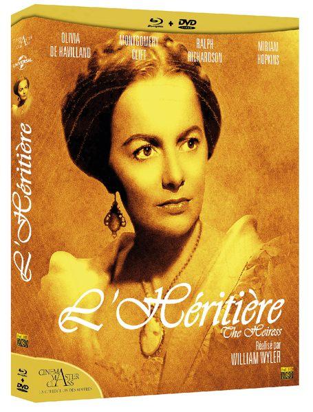 Blu ray L Heritiere