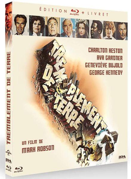 Blu ray Earthquake