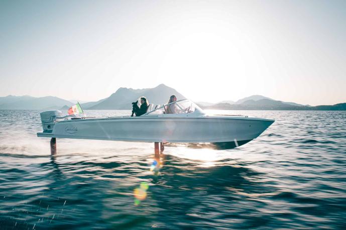 Candela C7 electric flying boat