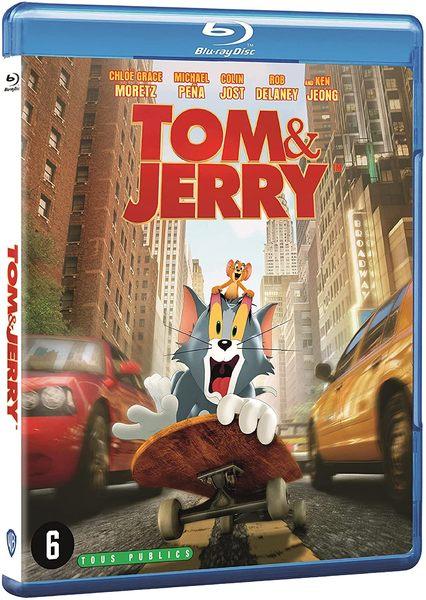 Blu ray Tom i Jerry 2021