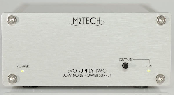 M2Tech Evo Supply Two front