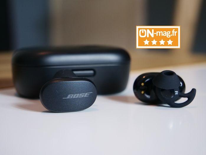 Bose QuietComfort (QC) Earbuds