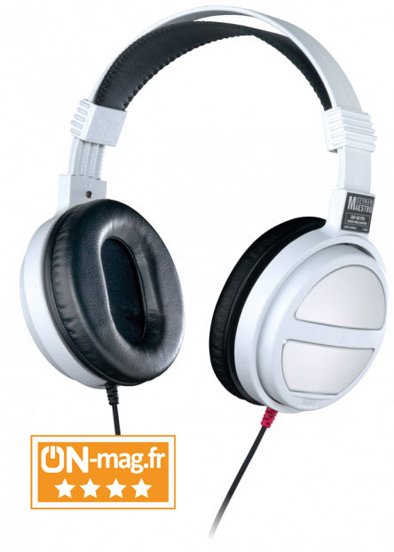German Maestro GMP 450 Pro White Edition