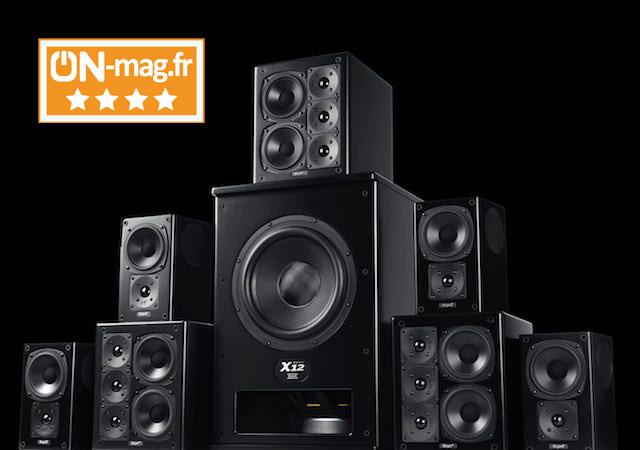 M&K Sound S150 mkII et X12