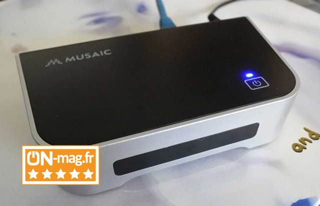 Musaic MPL Music player